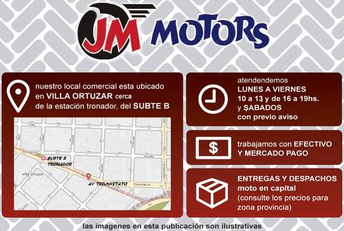 jm-motors honda cb190 repsol edicion año 2017 0km inyección