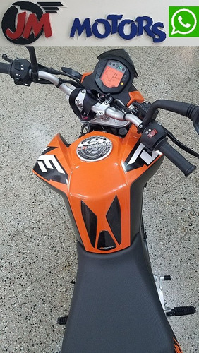 jm-motors honda ktm 200 duke unica mano impecable