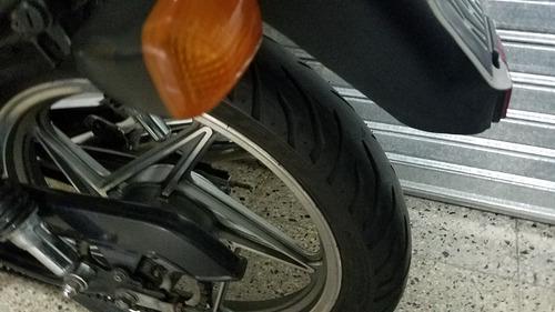 jm-motors suzuki en 125 full con disco negra yamaha ybr