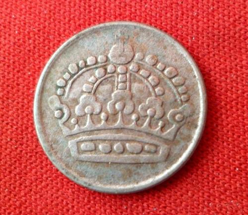 jm* suecia plata 25 ore 1953
