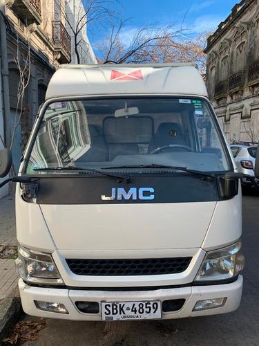 jmc 2011 rueda sencilla furgon de origen