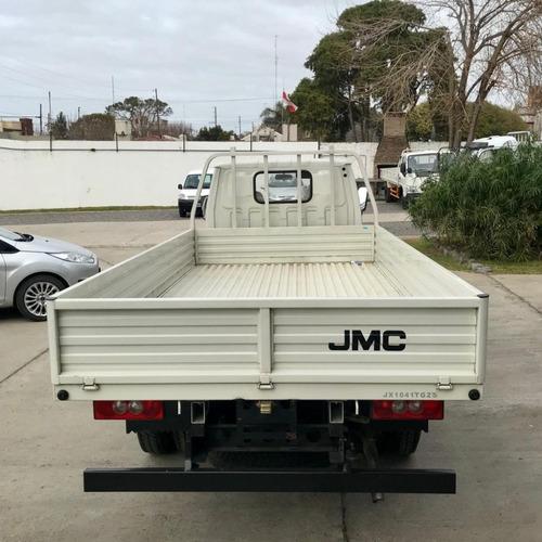 jmc 601. euro v. modelo año 2020. oferta. stock limitado.