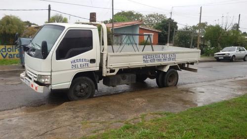 jmc camión