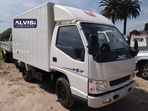 jmc camion full furgón precio + iva
