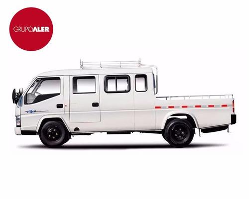 jmc camion workshop - 9 pasajeros -  grupo aler
