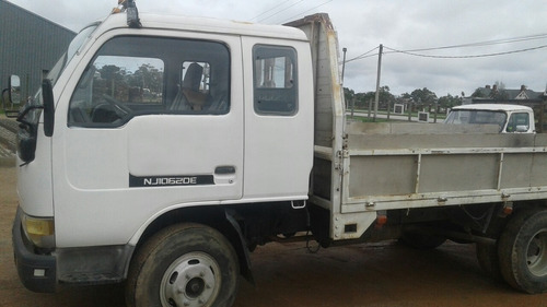 jmc camión yuenyin con motor izusu de 4500kg 2009