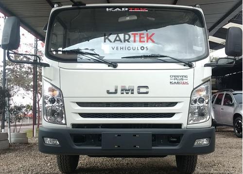 jmc carrying cab sencilla 5,4 ton doble llanta modelo 2022