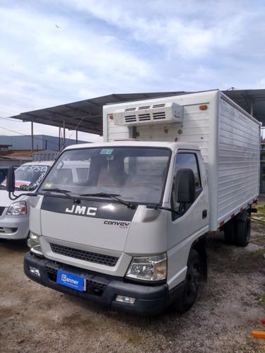 jmc convey 4.0t camara frio frigorifico