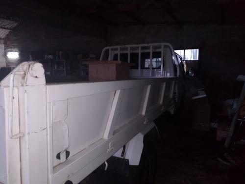 jmc doble cabina con volcadora full 3600kg 2014 unico dueño
