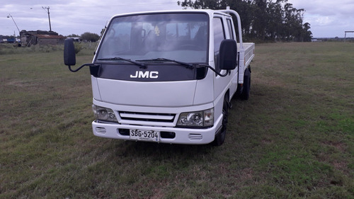 jmc doble cabina impecable