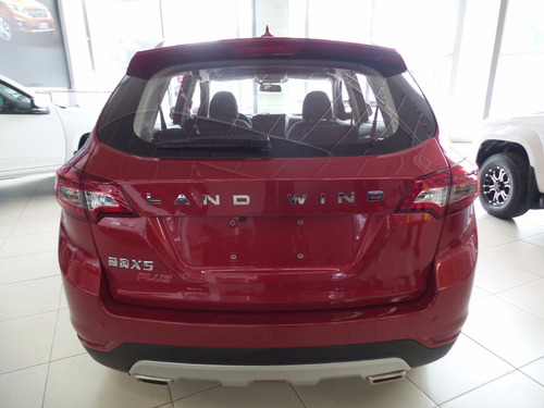 jmc - landwind x5 plus cvt luxury