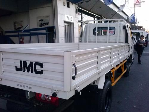 jmc , lanzamiento , anticipo y cuotas sin interes