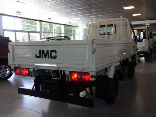 jmc n 601 motor jmc isuzu 115hp, p/2,5ton 0km my18 orio hnos