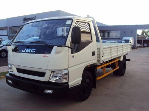 jmc n 900 (4.000kg) motor isuzu 115 hp