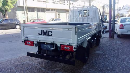 jmc n601 2.8 isuzu 2500kg 0km 2017 concesionario oficial