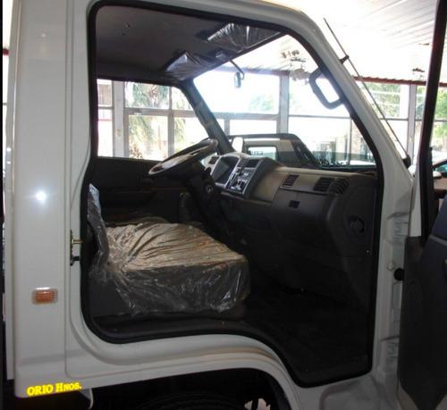 jmc n601 con duales caja larga 0km 2018 automoto lanus