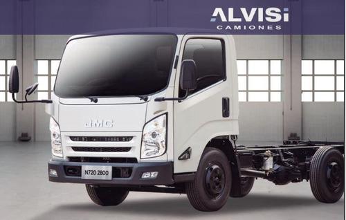 jmc n720 n720 rueda simple chasis entrego hoy + iva
