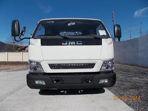 jmc n900 2018 0km promocion contado precio lista$ 726590