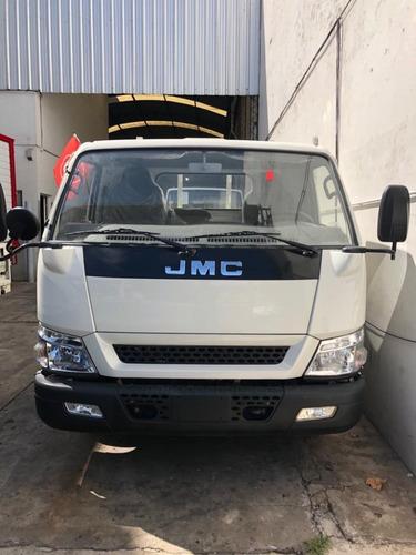 jmc n900 2.8 diesel 2018 sin patentar canovas automotores