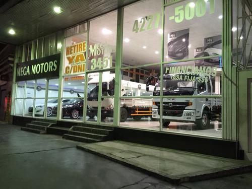 jmc n900 camión