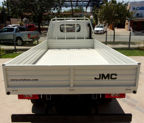jmc n900 jmc isuzu 115hp,p/4ton 0km my18 julio bonificado