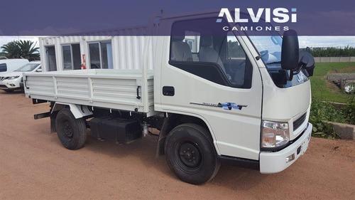 jmc nhr camion rueda sencilla c/ caja precio sin iva