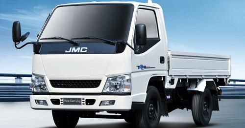 jmc nhr full rueda sencilla con caja 0 km. (precio sin iva)