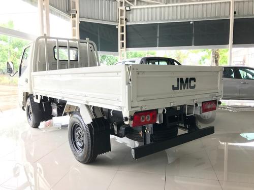 jmc nhr rueda simple con d/hid 0km, 1 año patente gratis