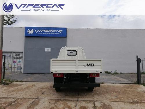 jmc nhr std y full entrega inmediata 2.8 2019 0km