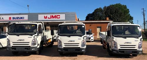 jmc ok 2020, nuevo modelo, leasing tasa cero, entrega ya
