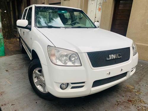 jmc pickup doble cabina jmc diesel 2015