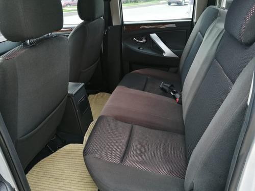 jmc pickup jml cd 2.3l 4x2 gasolina 2018