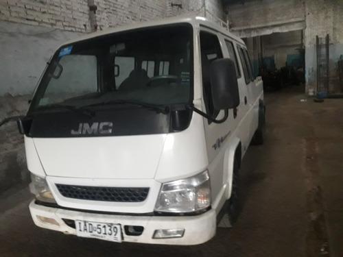 jmc triple cabina