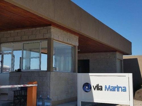 jmf. casa escandinava a construir sobre lote en barrio vila marina