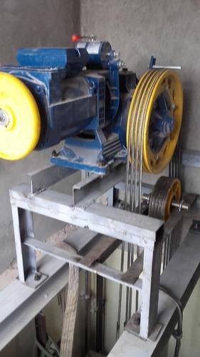 jmt ascensores : fabricacion de  montavehiculos