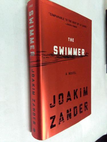 joakim zander  the swimmer - novela, en ingles