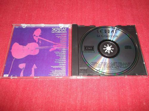 joan manuel serrat - la coleccion cd nac ed 1991 mdisk