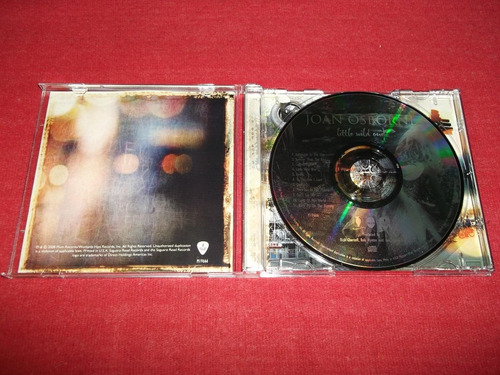 joan osborne - little wild one cd imp ed 2008 mdisk