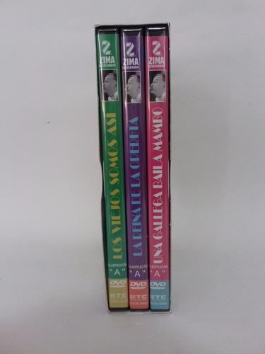 joaquin pardave vol 1 coleccion 3 peliculas dvd