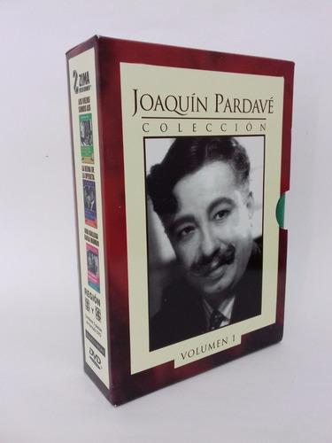 joaquin pardave volumen 1 uno coleccion 3 peliculas en dvd