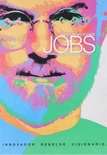 jobs el hombre que cambio mundo pelicula dvd