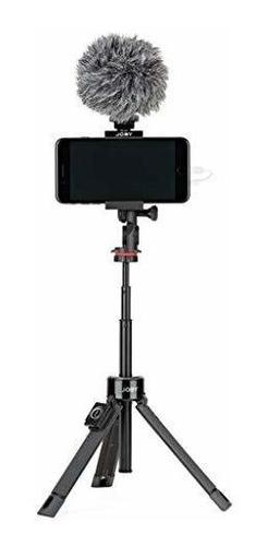 Joby Griptight Pro Telepod vlogging Agarre Trípode para Teléfono//Cámara Bluetooth Disparador