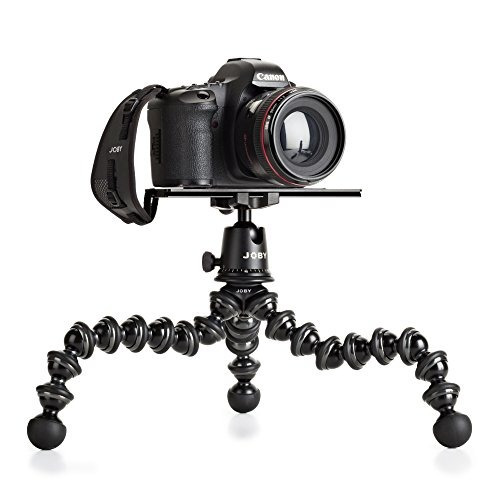 joby ultraplate 208 para cámaras dslr cámaras y trípodes