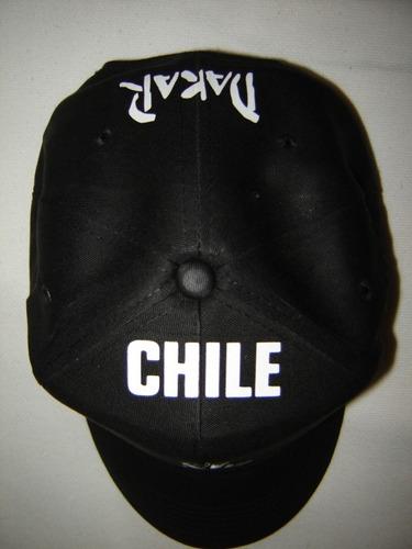 jockey gorro dakar chile