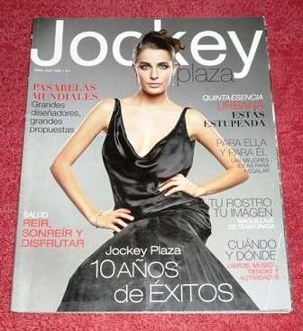 jockey plaza abril 2007 noelia falco maquillaje deporte moda