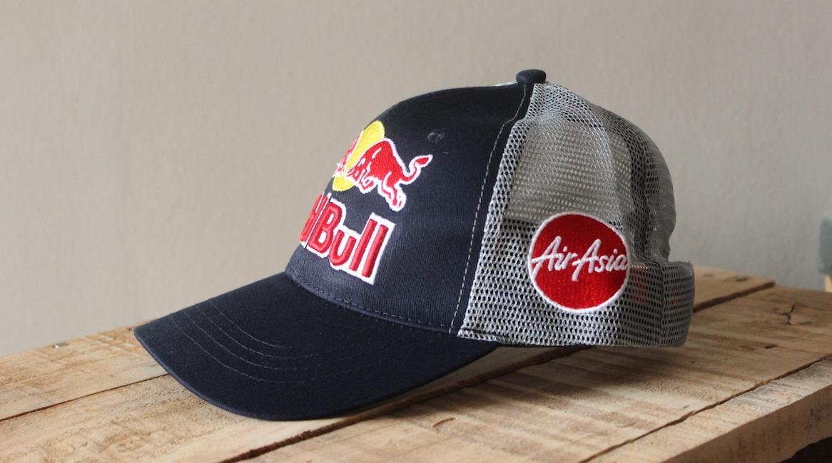 Jockey Red Bull Con Malla. -   16.000 en Mercado Libre cfa07b926bc