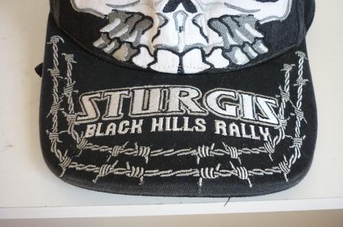 jockey sturgis,  black hills rally, buen estado general