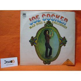 Joe Cocker Mad Dogs Englishmen - Lp Disco De Vinil Duplo