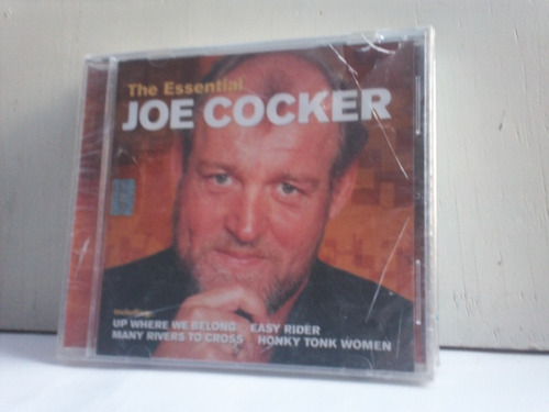 joe cocker. the essential. cd.
