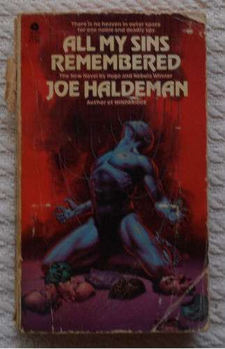 joe haldeman - all my sins remembered (en inlglés)